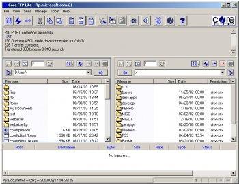 Core FTP Pro v2.1.1585