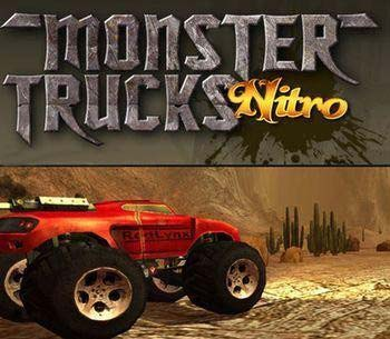Monster Trucks Nitro v1.0