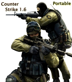 Portable Zero Counter-Strike 1.6 DeathMatch