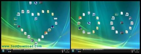 Desktop Icon Toy portable 1