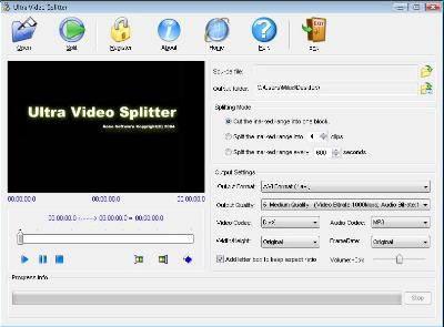 Ultra Video Splitter v4.0.2 - 3sotDownload.Com