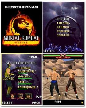Mortal Kombat 1 Java - 3sotDownload.Com