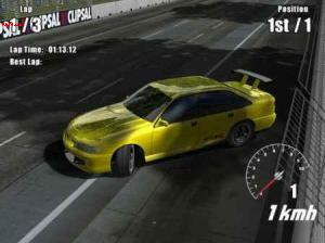Driving Speed 2 Portable